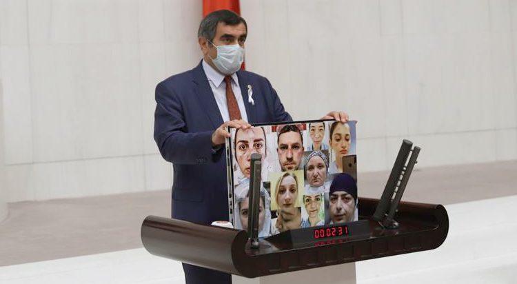 Sağlıkta Şiddet Yasası TBMM'de Oybirliğiyle Kabul Edildi