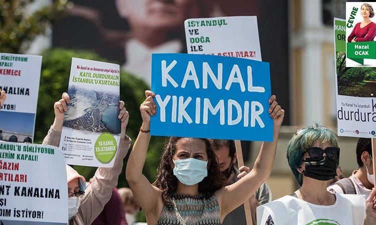 Kanal İstanbul projesi İstanbul'un nefesini kesecek